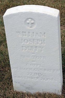William Joseph Duffy