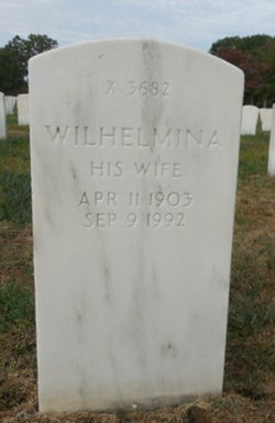 Wilhelmina Betz