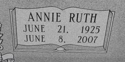 Annie Ruth <I>Chalker</I> Bracewell