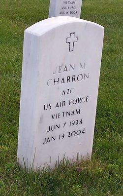 Jean M Charron