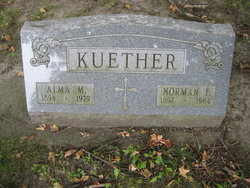 Alma M Kuether