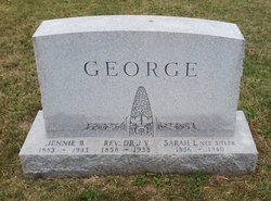 Rev Jonathan V. George