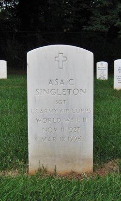 Asa Clarence Singleton, Jr