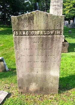 Isaac Otis Baldwin