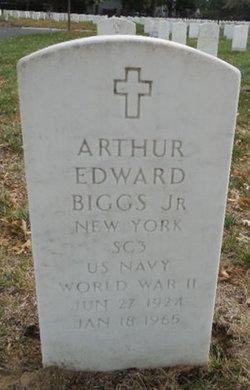 Arthur Edward Biggs, Jr