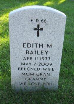 Edith M. <I>Smith</I> Bailey