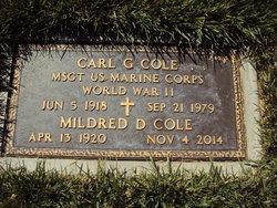 Carl Gibson Cole