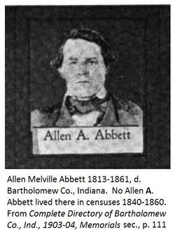 Allen Melville Abbett
