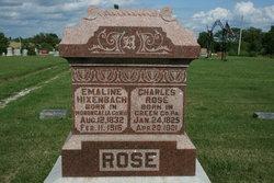 Emaline <I>Hixenbaugh</I> Rose