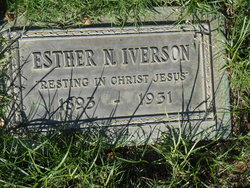 Esther N Iverson