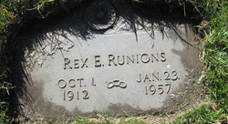 Rex Everd Runions