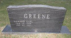 Howard Earl Greene