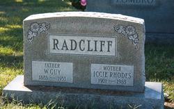 Iccie <I>Rhodes</I> Radcliff