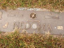 Marie <I>Velotta</I> Nedoma