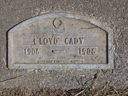 Lloyd Cady
