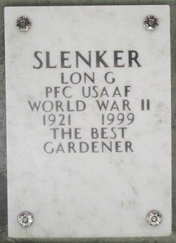 Lon Gentry Slenker
