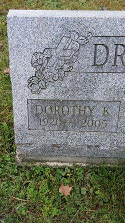 Dorothy M. <I>Kerr</I> Dressler