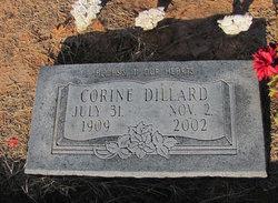 Corine <I>Jeffcoat</I> Dillard