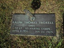 Ralph Thomas Troxell