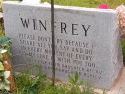 Doyle Edward Winfrey