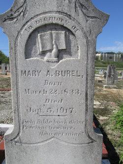 "Mary Ann ""Polly"" <I>Bonds</I> Burel"