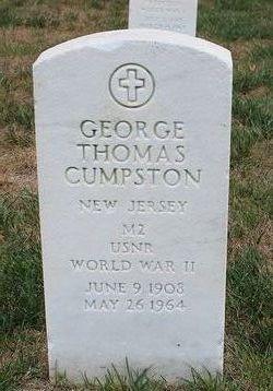 George Thomas Cumpston