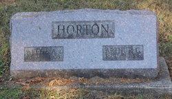 Effie Alice <I>Jones</I> Horton