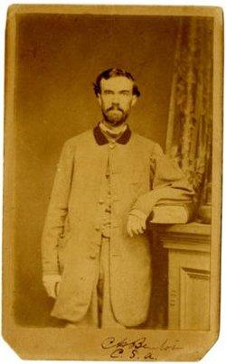 Dr Charles Horace Benton