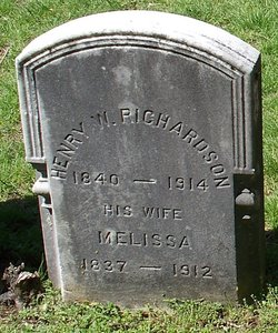 Melissa <I>Sherman</I> Richardson