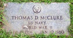 Thomas David McClure