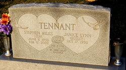 "Stephen Miles ""Steve"" Tennant"
