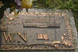 "Catherine Cora ""Cat"" <I>Gray</I> Brown"