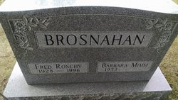 Fred Roschy Brosnahan