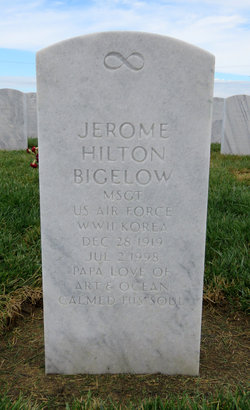 Jerome Hilton Bigelow