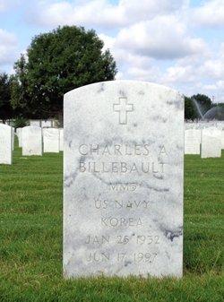 Charles Alvin Billebault