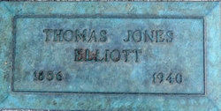 Thomas Jones Elliott