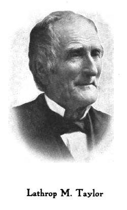 Col Lathrop Minor Taylor