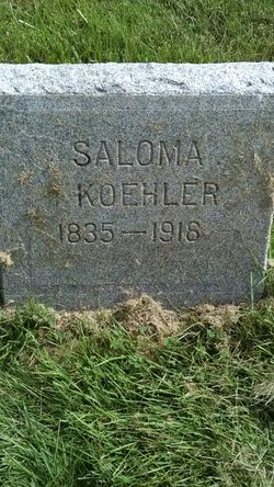 Saloma Koehler