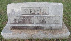 Dr Jacob Patterson Strayer