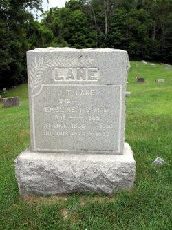 Emeline <I>Wilson</I> Lane