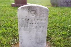 Loyal J. Hall