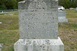 Ellen Margaret <I>Grover</I> Davis