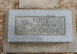 Emma <I>Sill</I> Greene