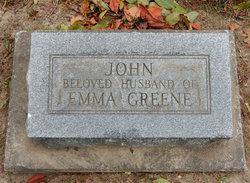 Pvt John L. E. Greene