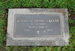 SMN Kenneth Henry Greene