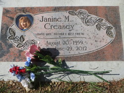 Janine Creasey