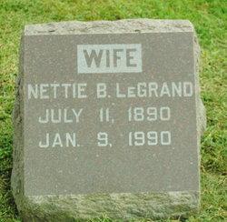 Nettie B. LeGrand