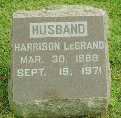 Harrison LeGrand
