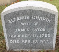 Eleanor <I>Chapin</I> Eaton