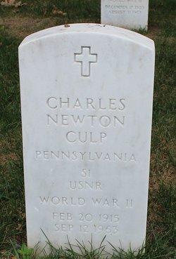 Charles Newton Culp